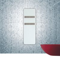 Glass Infrared Panel Heater-HGT 124 IWR