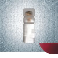 Glass Infrared Panel Heater-HMT 124 IDR